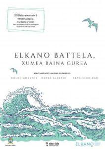 Getaria acoge el 5 de junio el estreno de 'Elkano battela, xumea baina gurea'
